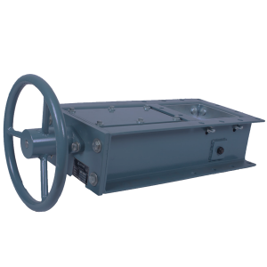 SLIDE GATE VALVE ROBUST AND ECONOMICAL FOR ISOLATION DUTY: SL SERIES