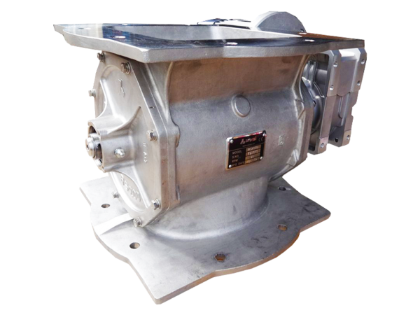 Corrosive Resistant Rotary Airlocks and Feeders