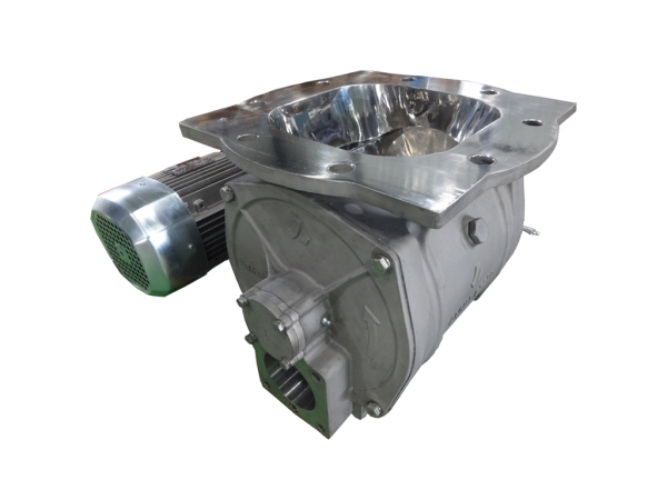 Anval Blow Seal Rotary Airlock valves