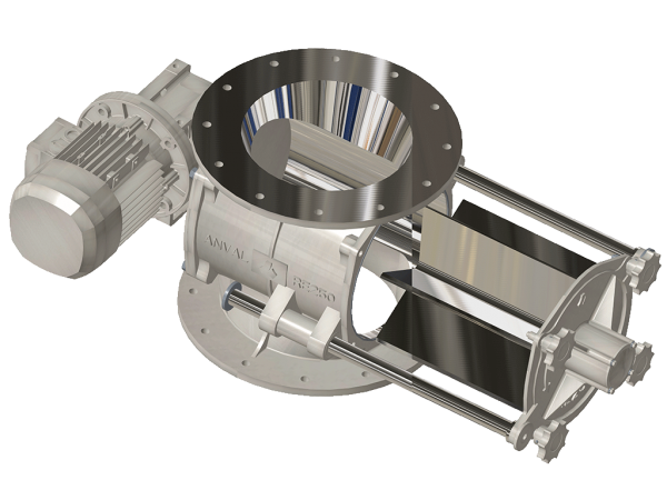 Anval Rotary Easy Clean Valve