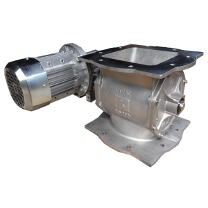 ROTARY VALVES: RS SERIES - HYGIENIC & CORROSION RESISTANT